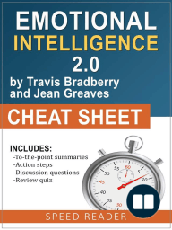 Emotional Intelligence 2.0 by Travis Bradberry and Jean Greaves