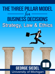 The Three Pillar Model for Business Decisions