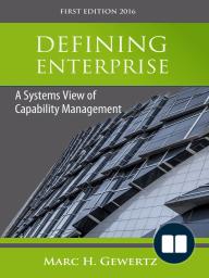 Defining Enterprise