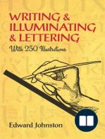 Writing & Illuminating & Lettering