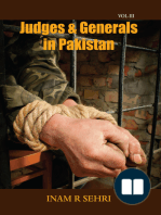 Judges and Generals in Pakistan Volume III