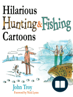 Hilarious Hunting & Fishing Cartoons