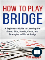 How to Play Bridge