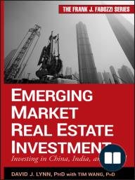 Emerging Market Real Estate Investment