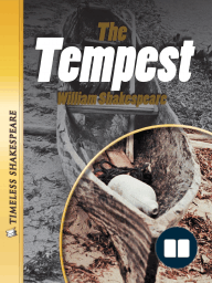 The Tempest Paperback Book