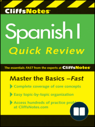 CliffsNotes Spanish I QuickReview