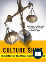 Culture Shift by R. Albert Mohler (ch. 1 excerpt)