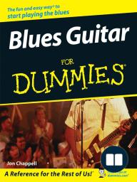 Blues Guitar For Dummies