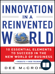 Innovation in a Reinvented World