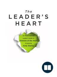 Enemies of the Heart by Andy Stanley Leader's Guide