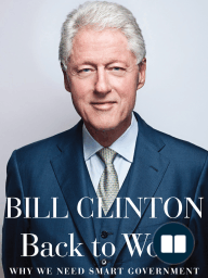 Back to Work (excerpt) by Bill Clinton