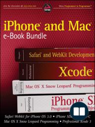 iPhone and Mac Wrox e-Book Bundle