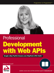 Professional Development with Web APIs