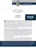 CFC Afghanistan Tokyo Conference Special Report