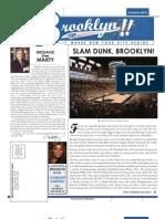 Summer 2012 issue of Brooklyn!!