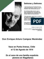 Enrique Arturo Campos Menendez