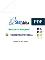 Starchika Business Proposal New
