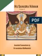 Vishnu Sahasra Naamam Vol 2
