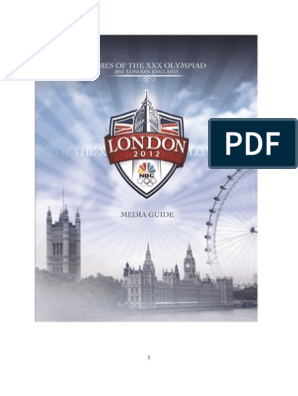 London Olympics Media Guide   Nbc   Msnbc