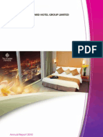 Asia Standard Hotel Group Limited_annual Report 2010
