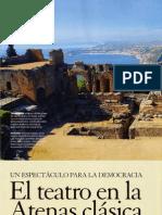 revista El teatro en la Atenas clásica (National Geographic n.41)