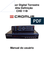 Manual Conversor CROMUS