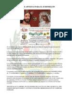 TARJETAS DE APUESTAS PARA EL EUROMILLÓN