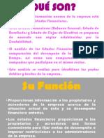 Análisis de Informacion Financiera