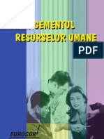 50 Lectie Demo Managementul Resurselor Umane