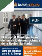 Boletín 274 - Municipalidad de General Villegas