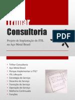 Apresentacao ITIL
