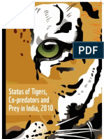 Tiger Status Oct 2010