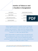 Bangladesh-The Economics of Tobacco