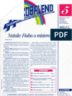 Arcobaleno - N° 5 Dicembre 1991