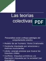 Teorías del comportamiento colectivo