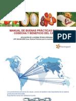 Manual de Buenas Practicas Para La Cosecha y Beneficio Del Cacao