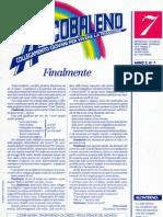 Arcobaleno - N° 7 Maggio 1992