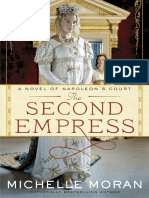 The Second Empress by Michelle Moran - Excerpt