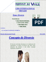 Divorcio Grupo Cesar, Osmel y Noell