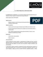 Proyecto ((.mOv)) 2012