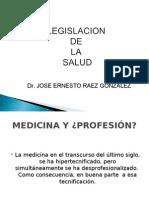Legislacion de Salud