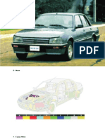 Catalogo Peugeot 505