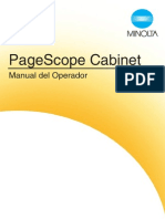 PageScope Cabinet Pro-E