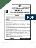 Prova2 Tecnologia Da Informacao GAB 1