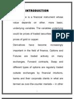 Derivative Market