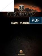 World of Tanks Game Manual