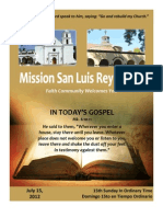 MSLRP Bulletin 07-15-2012