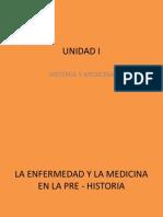 Medicina en La Prehistoria