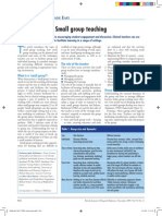 BJHM Article10 Small Groups