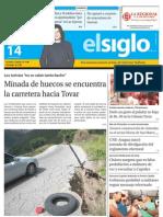 Edición La Victoria 14-07-2012